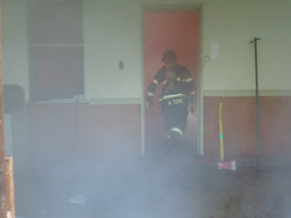 Training at the Acquired Structure