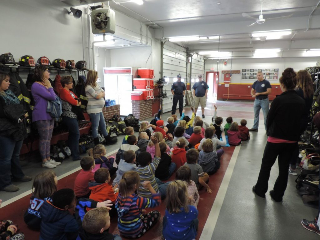 Fire Safety Season Wraps Up