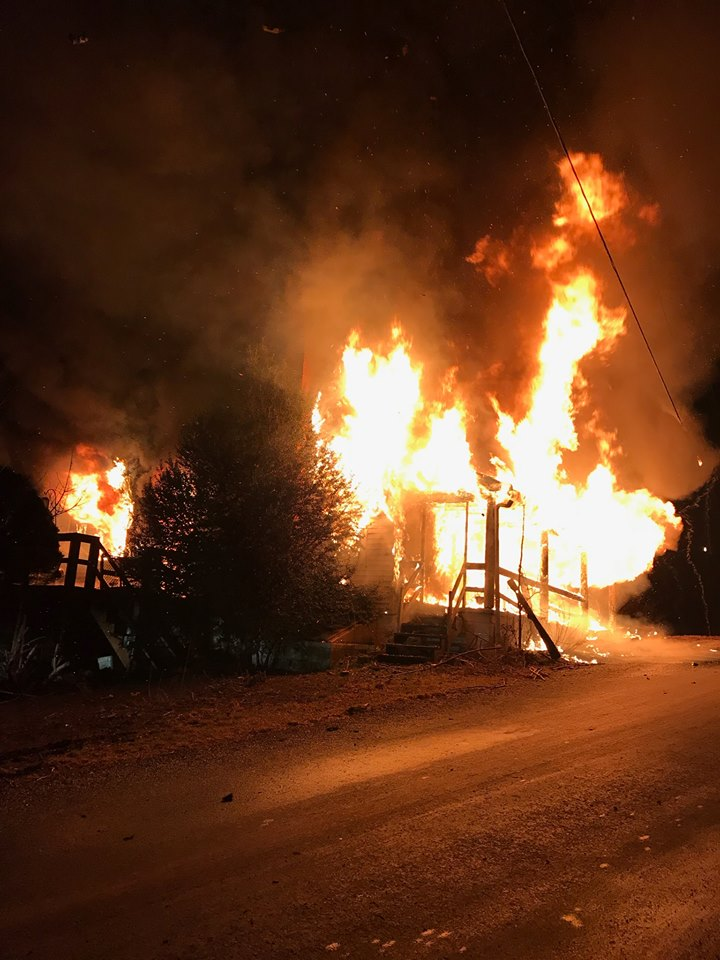 Working Fires in Bart Township and Drumore Township