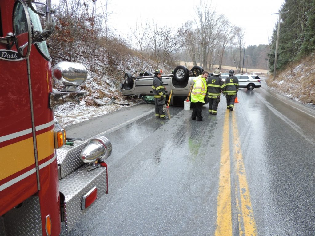Vehicle Accidents in Colerain Twp.