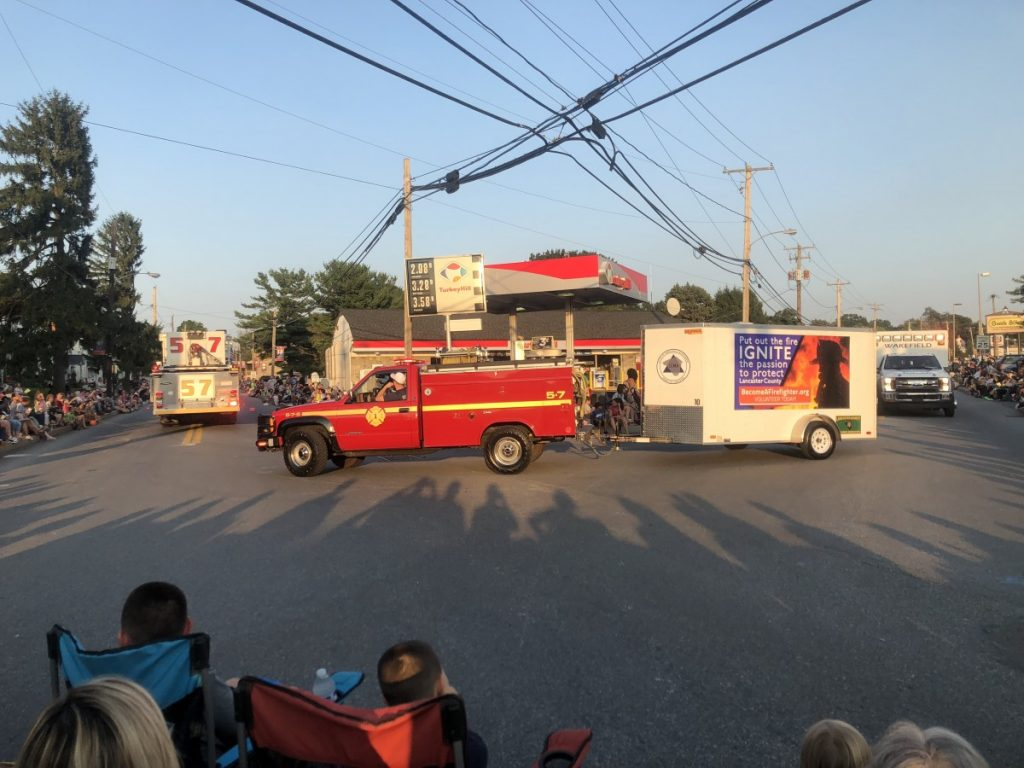 Solanco Fair Parade 2018