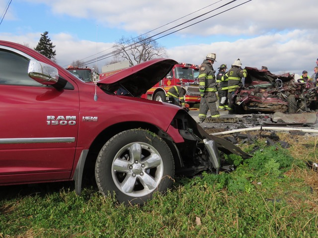 Tragic Accident in Colerain Township